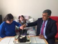 EBRAR - Başkan Özgüven'den, Gülce'ye Doğum Günü Sürprizi