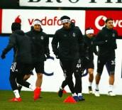 CANER ERKİN - Beşiktaş Kayserispor sınavına hazır