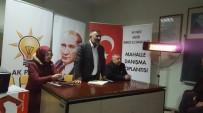 BILECIK MERKEZ - Beşiktaş Mahallesi Danışma Meclisi Toplantısı Yapıldı