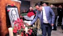 AYDıN ÖZCAN - Bornova, Mumcu'yu Unutmadı