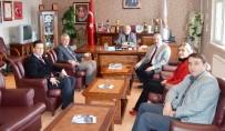Bürosen'den Şabanözü Belediyesi'ne Ziyaret