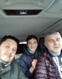 ALI TURAN - Bursaspor'u Tek Başına Destekledi, Yöneticiler Evine Kadar Bıraktı