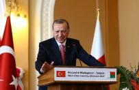 UÇUŞA YASAK BÖLGE - Cumhurbaşkanı Erdoğan Açıklaması 'DEAŞ, PYD Ve YPG'ye Karşı Kararlı Bir Duruşla Suriye'de Huzuru Getirmiş Oluruz'
