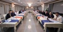 KATI ATIK BERTARAF TESİSİ - Düzce Koordinasyon Toplantısı Yapıldı