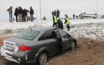 Elazığ'da Akıl Almaz Kaza Açıklaması 1 Ölü, 9 Yaralı