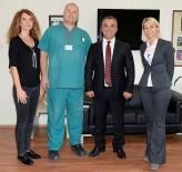 RADYASYON - ESOGÜ Hastanesi'nde Karaciğerdeki Doku Sertleşmesine Bağlı Sorunlar İçin 'TİPS' İle Tedavi Yöntemi