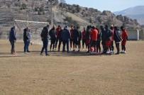 ORDUZU - Evkur Yeni Malatyaspor'da Samsunspor Maç Hazırlıkları Sürüyor