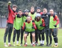 FLORYA - Galatasaray, Akhisar Belediyespor Maçı Hazırlıklarına Başladı