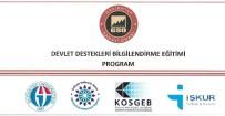 MEHMET ÖZCAN - GSO'da Devlet Destekleri Bilgilendirme Eğitimi Programı Yapılacak