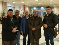 İSMAIL KARA - Hattat Hüseyin Kutlu'ya Saygı Gecesi Düzenlendi