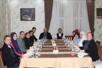 TERMAL TESİS - Hayırseverlerden, Başkan Orhan'a Teşekkür