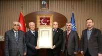 MUSTAFA ÇETIN - İhlas Vakfı'ndan İOSB Yönetim Kurulu Başkan Vekiline Ziyaret
