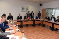 AHMET ALTUNBAŞ - İl İstihdam Ve Mesleki Eğitim Kurulu 2017 Yılı İlk Toplantısı Vali Mahmut Demirtaş'ın Başkanlığında Gerçekleştirildi