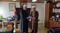 MUSTAFA ÖZDEMIR - Karadağ İslam Birliği Başkanı Rıfat Feyziç'ten KKTC'ye İlk Ziyaret