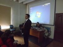 FARENJIT - Kars'ta Aile Hekimlerine Hızlı Antijen Testi Kullanımı Eğitimi Verildi