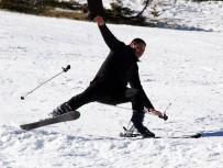MENİSKÜS - Kayak Keyfiniz Zehir Olmasın