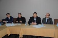 ULAŞTIRMA BAKANI - Kırgızistan Gölge Hükümeti  Çalışmalarını Türkiye'de Sürdürüyor