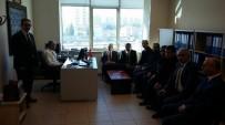MEHMET ARSLAN - Melikgazi'de Görev Dağılımı Yapıldı