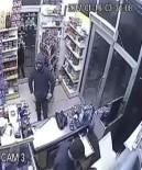 MOBESE KAMERASI - Mut'ta Market Soyan Hırsızlar Güvenlik Kamerasına Takıldı