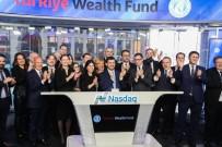 SUZAN SABANCI DİNÇER - NASDAQ'da Açılış Gongu, Borsa İstanbul Grubu Ve Türkiye Varlık Fonu İçin Çaldı