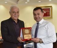 CIKCILLI - Nihat Hatipoğlu, Başkan Yücel'i Ziyaret Etti