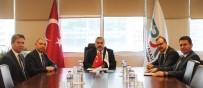 NURETTIN ÖZDEBIR - OSBÜK, OSB'lerin Elektrik Sorununu EPDK Başkanına İletti