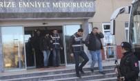 Rize'de Fuhuş Operasyonunda 5 Kişi Tutuklandı