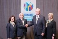 CALIFORNIA - Rotary Yeni Hizmet Döneminde Küresel Isınmaya Dikkat Çekecek