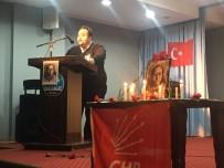 RECEP YAZıCıOĞLU - Söke CHP'nin Gençleri Uğur Mumcu'yu Unutmadı