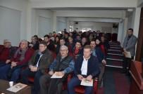 ZEKERIYA SARıKOCA - Sulama Sistemlerinin Desteklenmesi Bilgilendirme Toplantısı Yapıldı