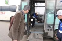 ŞİKAYET HATTI - Toplu Taşımaya Sıkı Denetim