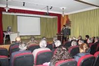 ÖĞRENCİ SAYISI - Tosya'da Meslek Liseleri Ve Stajer Öğrenci Sorunları Masaya Yatırıldı
