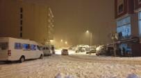 ENGELLİ PERSONEL - Tunceli'de Kar Yağışı Nedeniyle Hamile Ve Engelli Personel İzinli Sayılacak