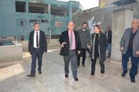 UMURLU - Umurlu Konferans Salonu Yenileniyor