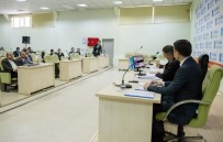AHMET TURAN - Van'da İl Koordinasyon Kurulu Toplantısı Yapıldı