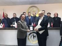BÜYÜK BIRLIK PARTISI GENEL BAŞKANı - Yeni Akit Gazetesi Köşe Yazarı Abdurrahman Dilipak Açıklaması
