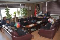 CENGIZ ŞAHIN - AK Parti Heyetinden TATSO'ya Ziyaret
