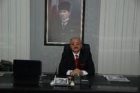 NASREDDIN HOCA - Akşehir Kaymakamı Mehmet Türk Görevine Başladı