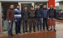 GENÇ GİRİŞİMCİLER - Albay Özdemir'den Genç Girişimcilere Ziyaret