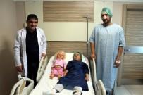 İLKAY - Baba Kız Birlikte Ameliyat Oldu