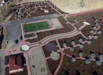 FUTBOL SAHASI - Bağlum'da Yeni Projeler Hayata Geçiriliyor