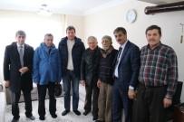 YUSUF ALEMDAR - Başkan Alemdar, Asırlık Çınar'a Misafir Oldu