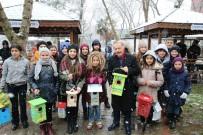 ATİLA AYDINER - Bayrampaşa'da Kediler Isıtmalı Köşkte, Kuşlar Kafeste Korunacak