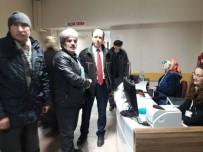 AİLE HEKİMİ - Bozüyük AK Parti Teşkilatından Hastane Ziyareti