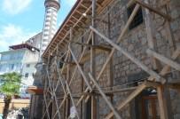 Çayeli'nde 300 Yıllık Caminin Restorasyonunda Sona Gelindi