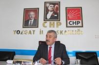 CHP İl Başkanı Yaşar Açıklaması 'Vatandaş Sistemi Tam Olarak Kavrayamadı'
