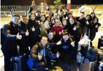 UYGUR TÜRKÜ - Çinli İşadamları Türkiye'ye Hayran Kaldı