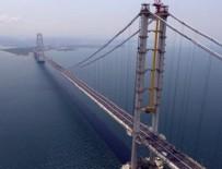 ÇANAKKALE 1915 - 1915 Çanakkale Köprüsü ihalesinde 4 teklif