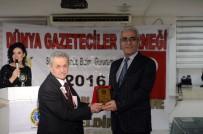HABER KAMERAMANLARI DERNEĞİ - Dünya Gazeteciler Derneği Gökçek'i 'Yılın En İyi Büyükşehir Belediye Başkanı' Seçti