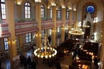 MUSEVI - Edirne Büyük Sinagogu'nda 'Cuma, Cumartesi, Pazar' Fotoğraf Sergisi